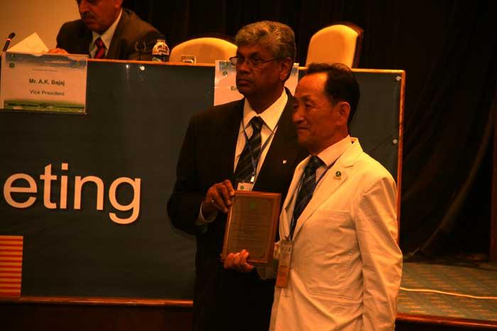 WG-SDTA Award