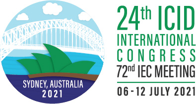 24th ICID Congress logo